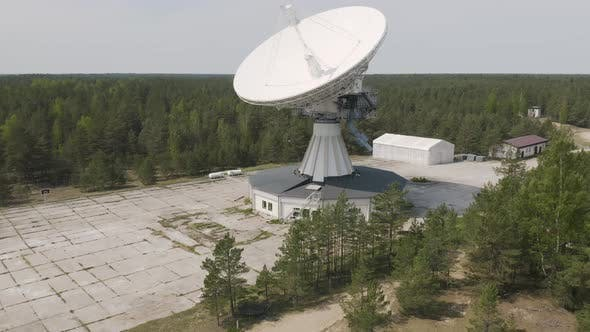 Thumbnail for Radio Observatory Satellite Dish