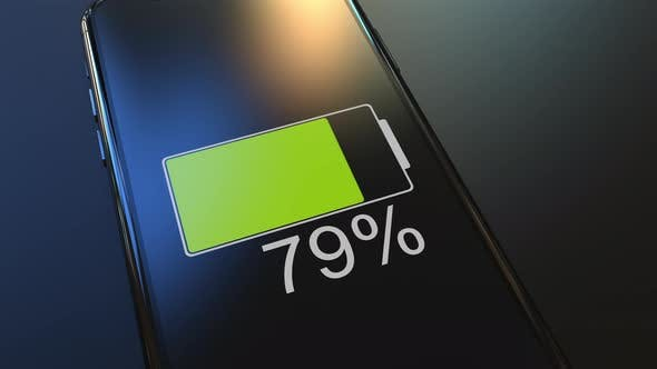 Thumbnail for Modern Smartphone Battery Charge Dropping Fast