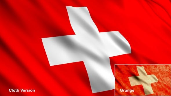 Thumbnail for Switzerland Flags