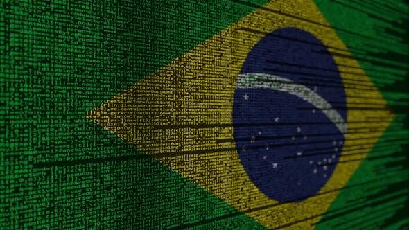 Thumbnail for Program Code and Flag of Brazil