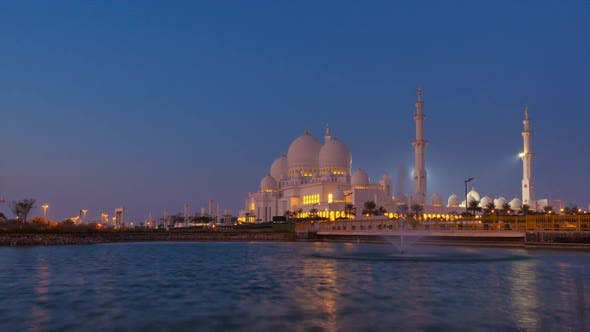 Thumbnail for Sheikh Zayed Mosque