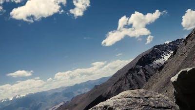 Mountain Timelapse
