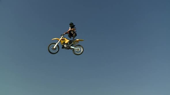 Thumbnail for Motocross Jump 7