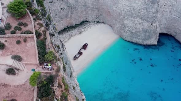 Zakhyntos Shipwreck