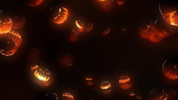 Thumbnail for Halloween Pumpkin Hd 01