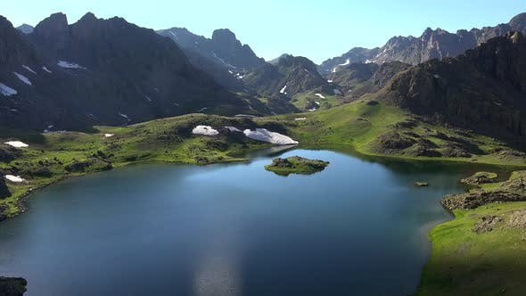Thumbnail for Mountain Crater Lake