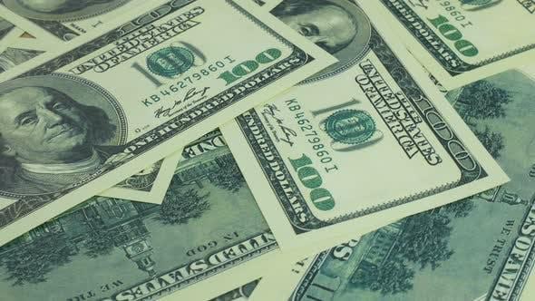 Banknotes Us Dollars
