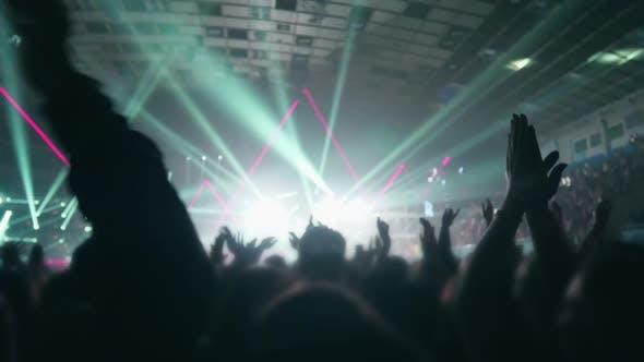 Music Concert Party Hand Smartphone Rock Dj Lifestyle