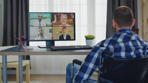 Online Video Conference