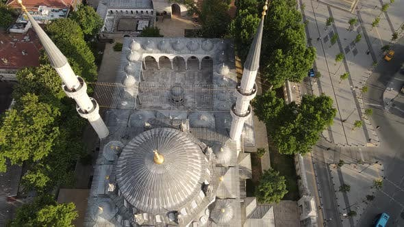 Thumbnail for Yeni Valide Mosque at Istanbul of Uskudar