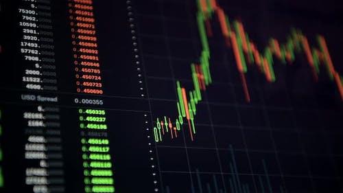 Handelsplattform für Kryptowährung und Krypto-Vermögenswerte