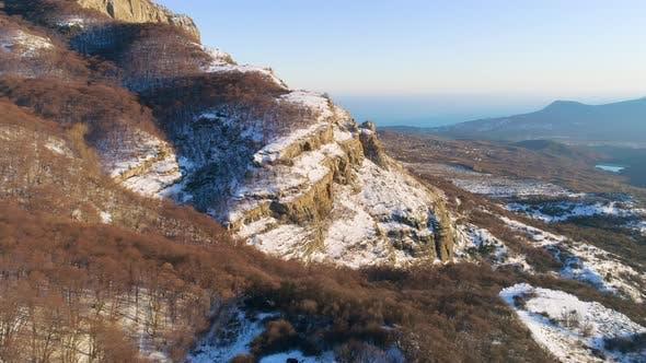 Thumbnail for Beautiful mountain panorama