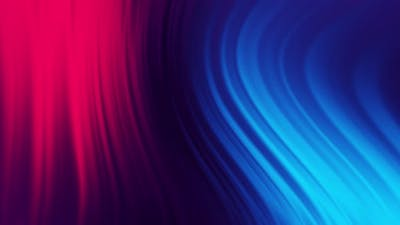 Cinematic Red And Blue Gradient Backdrop