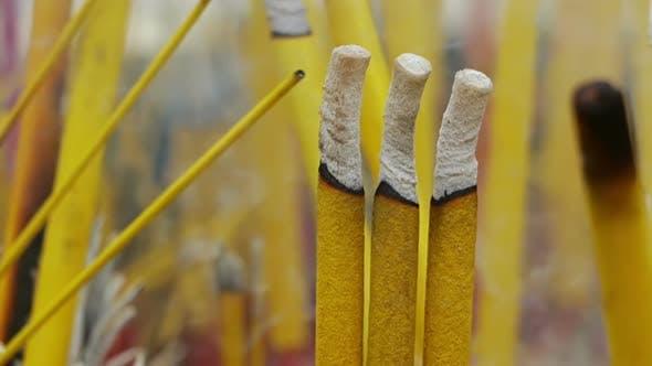 Thumbnail for Buddhist Smoky Sticks