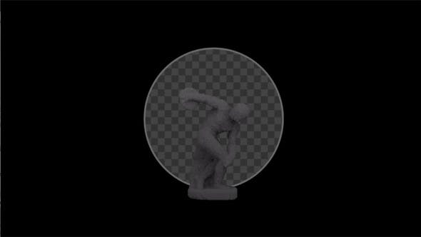 The Smoky Statue Disappears