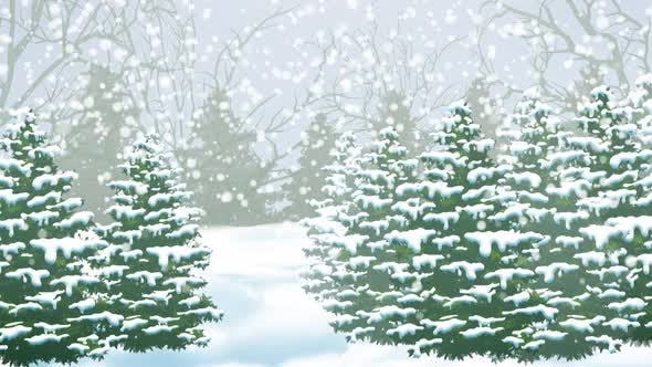 Thumbnail for Winter Woods