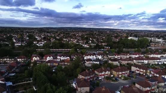 Thumbnail for Aerial Neighborhood of London