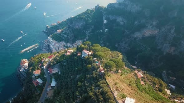 Thumbnail for Ravello, Villa Cimbrone, Amalfi Coast
