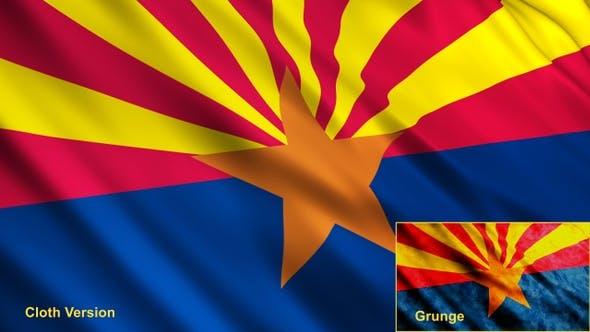 Thumbnail for Arizona State Flags