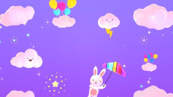 Cover Image for Playful Bunny