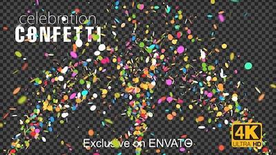Colorful Celebration Confetti Pack
