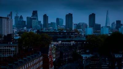 London City Timelapse, England, UK
