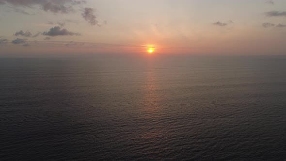 Thumbnail for Sunset Over the Sea