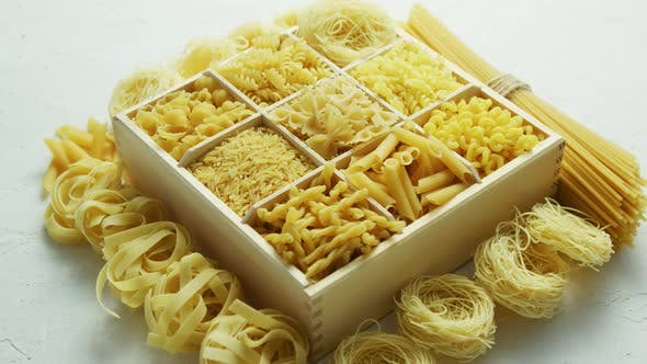 Thumbnail for Box with Great Assortment of Pasta