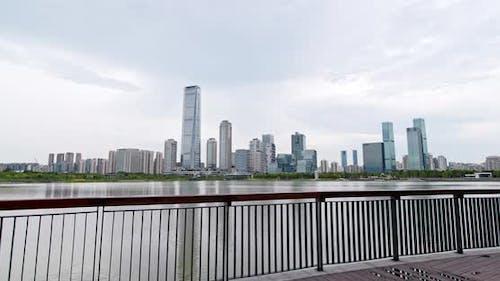 Shenzhen Bay, China