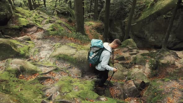 Thumbnail for Hiking with Obstacles