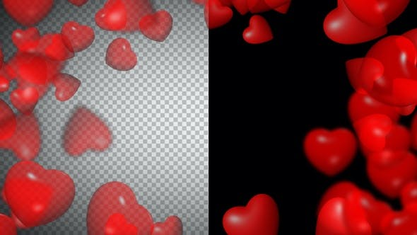 Cover Image for Hearts Frame and Transitions