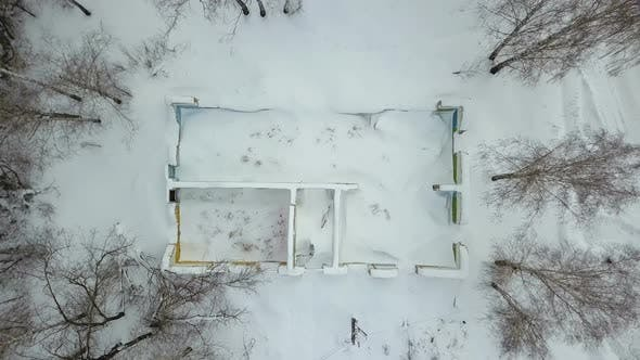 Thumbnail for House Ruins In The Snow