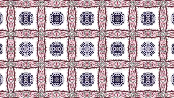 Square Motif Patterns