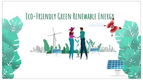 Eco-Friendly Green Renewable Energy