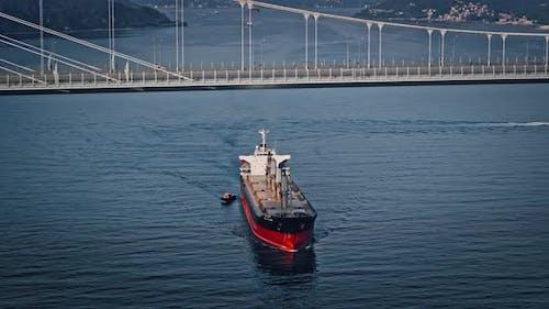 New Bridge of Istanbul Bosphorus
