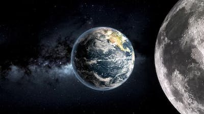 Eclipses of the Sun and Moon in Space
