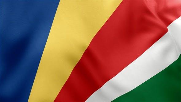 Thumbnail for Flag of Seychelles