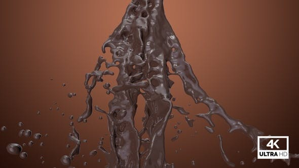Thumbnail for Chocolate Splash And Pouring