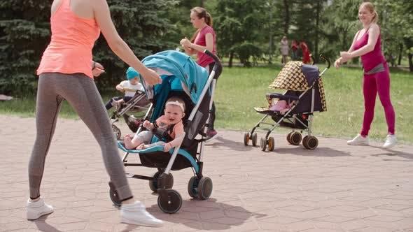 Thumbnail for Fitness for New Moms