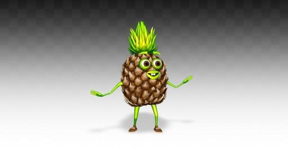 Pineapple Dance 5