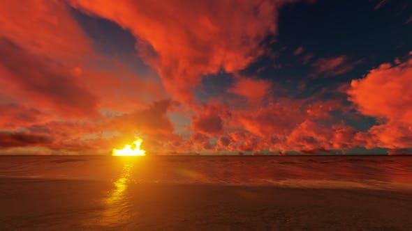 Thumbnail for Ocean Sunset 2