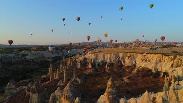 Cover Image for Cappadocia Balloons