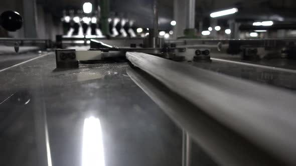 Thumbnail for Industrial Yarn Textile Factory