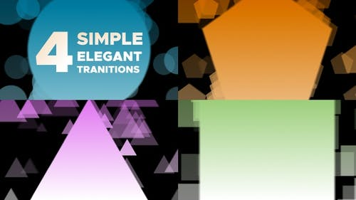 Simple Elegant Transitions
