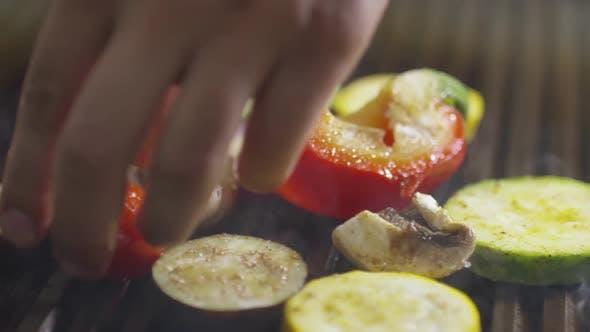Thumbnail for Grilling Vegetables