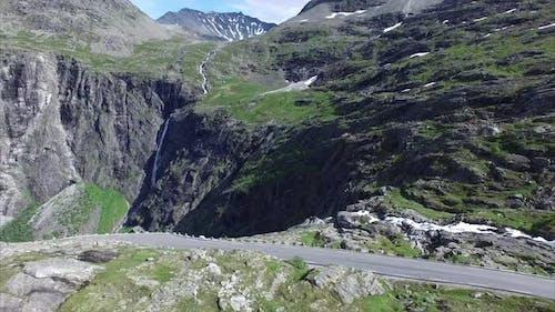 Trollstigen pass in Norway