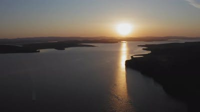 Sunrise Over the Sea of Japan