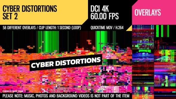 Cyber Distortions (4K Set 2)