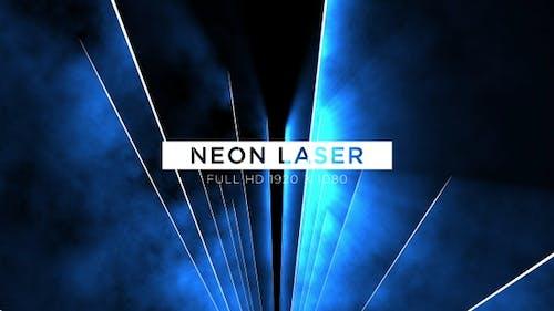 Laser Light VJ Loops Hintergrund