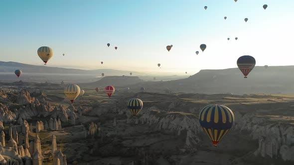Balloons In Cappadocia 6